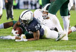 Penn State Football: Handing Out The Grades As Nittany Lions Fall 21-17 To Michigan State